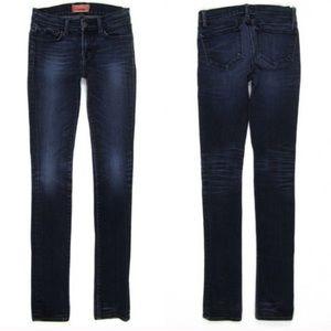 J Brand Boutique Pencil Leg Skinny Jeans Size 27